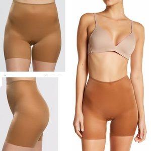 Spanx Skinny Britches Shorts Naked 3.0